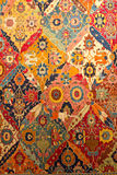 Traditioneel Turks Tapijt Stock Afbeelding