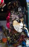 Traditioneel Venetiaans masker Stock Fotografie