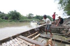 Traditioneel vervoer Stock Foto's