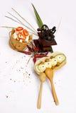 Traditioneel voedsel Stock Afbeelding