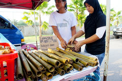 Traditioneel voedsel Royalty-vrije Stock Foto's