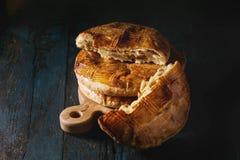 Traditionele Armeense cake gata Stock Afbeelding