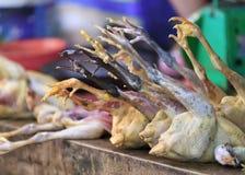 Traditionele Aziatische markt stock afbeeldingen