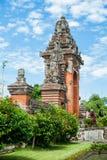 Traditionele Balinese Induzm-Tempel Bali Stock Afbeeldingen