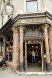 Traditionele Bar in het Eind van het Oosten van Londen Royalty-vrije Stock Afbeeldingen