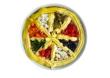 Traditionele Boeuf-salade stock fotografie