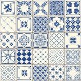 Traditionele Ceramische 02 Wijnoogst tweede royalty-vrije illustratie