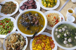 Traditionele Chinese Keuken Royalty-vrije Stock Fotografie