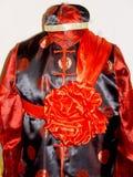 Traditionele Chinese kleren Stock Foto