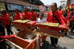 Traditionele Chinese muziek Royalty-vrije Stock Foto