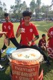 Traditionele Chinese muziek Stock Fotografie
