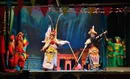 Traditionele Chinese opera stock fotografie