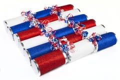 Traditionele crackers Stock Afbeelding