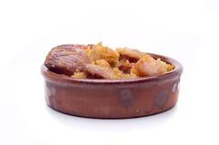Traditionele crumbs stock afbeelding