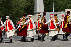 Traditionele dans Royalty-vrije Stock Foto's