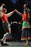 Traditionele dans - Portugal Royalty-vrije Stock Foto's