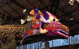 Traditionele decoratie in Aziatische landen tijdens vieringen royalty-vrije stock foto's