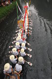 Traditionele dragonboat Royalty-vrije Stock Afbeelding