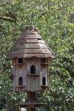 Traditionele houten duiventil Free-standing dovecot Houten huis F Royalty-vrije Stock Fotografie