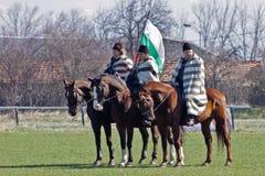 De dag van Theodore (Paard Pasen) Royalty-vrije Stock Afbeelding