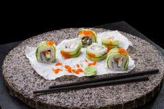 Traditionele Japanse keuken Royalty-vrije Stock Fotografie