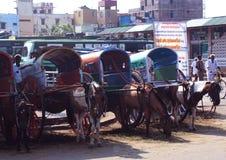 Traditionele judkakar Stock Foto