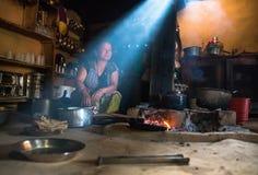 Traditionele Keuken Stock Foto's