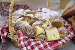 Traditionele koekjes Stock Afbeelding