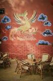 Traditionele koffie, Vietnam, het leven Stock Afbeelding