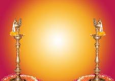 Traditionele lamp vector illustratie