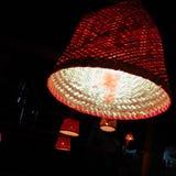 Traditionele lamp Stock Afbeelding