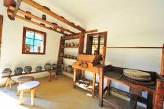 Traditionele landelijke aardewerkworkshop Royalty-vrije Stock Fotografie