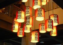 Traditionele lichten Stock Afbeelding