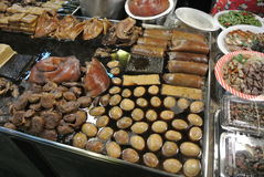 Traditionele markt royalty-vrije stock foto