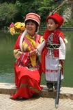 Traditionele mensen Royalty-vrije Stock Fotografie