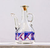 Traditionele met de hand gemaakte waterkruik Royalty-vrije Stock Foto's