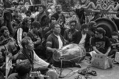 Traditionele muziek Royalty-vrije Stock Foto