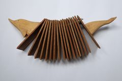 Traditionele muzikale instrumenten stock foto