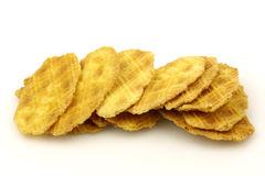 Traditionele Nederlandse koekjes Stock Fotografie