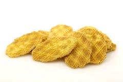 Traditionele Nederlandse koekjes Royalty-vrije Stock Afbeeldingen