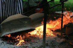 Traditionele oven royalty-vrije stock afbeeldingen