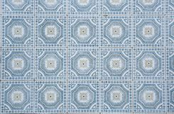 Traditionele overladen Portugese decoratieve tegels royalty-vrije stock foto's