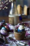 Traditionele Pasen behandelt royalty-vrije stock fotografie