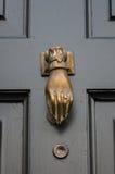Traditionele - Periode - Antiquiteit - Front Door Knocker royalty-vrije stock fotografie