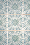 Traditionele Portugese azulejos stock afbeeldingen