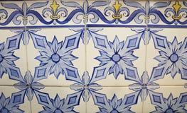 Traditionele Portugese Tegel Stock Foto