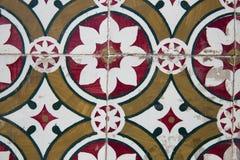 Traditionele Portugese Tegel Royalty-vrije Stock Fotografie