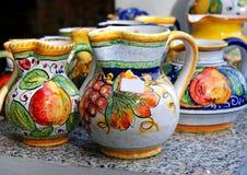 Traditionele potten stock fotografie