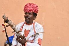 Traditionele rajasthani dresss Royalty-vrije Stock Fotografie