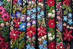 Traditionele Roemeense motieven stock afbeelding